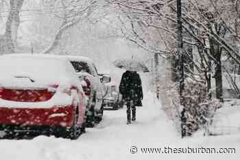 First widespread snowfall of the season forecast for Montreal - The Suburban Newspaper