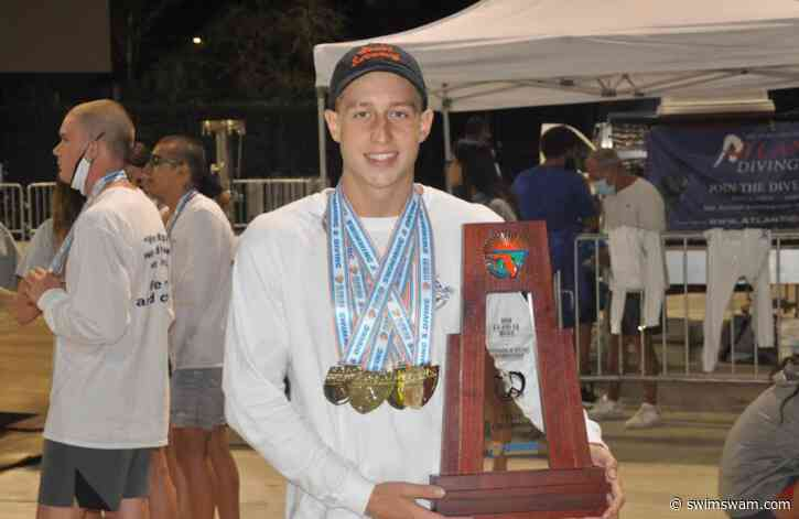 Andres Dupont Takes Down 20-Year-Old Bolles School 200 Freestyle Recor