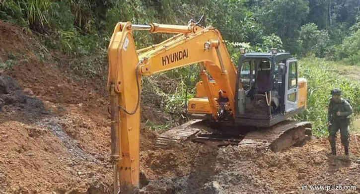 Mineros atrapados por derrumbe en Barranco de Loba, Bolívar - Pulzo.com