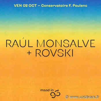 Raúl Monsalve + Rovski Conservatoire F. Poulenc Rosny-sous-Bois - Unidivers