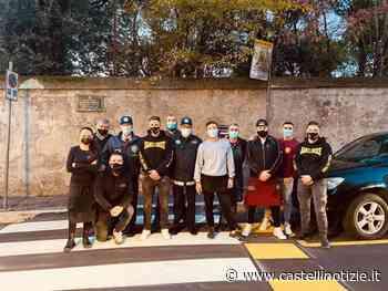 Ariccia, anche i ragazzi della Danilo Boxe in strada per la sicurezza fuori alle Fraschette - Castelli Notizie - Castelli Notizie