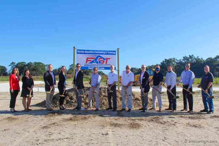 FAST Breaks Ground on New 1,200-Spectator Pool Breaks Ground in Florida