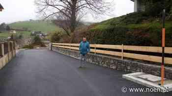 Bauen trotz Sparen - Infrastruktur-Projekte in Eschenau wurden finalisiert - NÖN.at