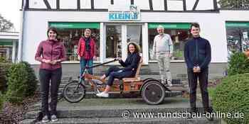 Mobilitätsprojekt in Neunkirchen-Seelscheid: Ein Lastenrad zum Ausleihen - Kölnische Rundschau