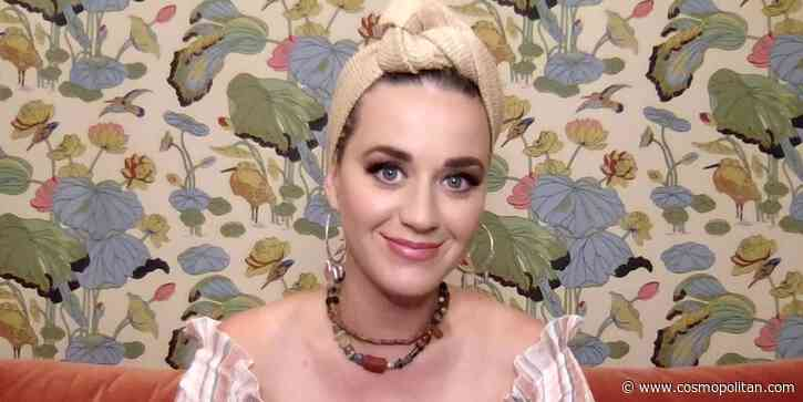 Katy Perry got new hair and looks *exactly* like Adele - cosmopolitan.com