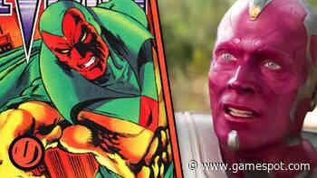 Vision's Comic Book Origins Explained | WandaVision