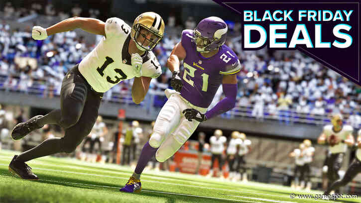 Madden NFL 21 Is $27 In Early Black Friday 2020 Sale