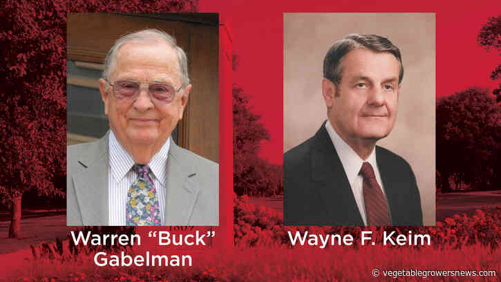 Nebraska alums receive Lifetime Achievement Award