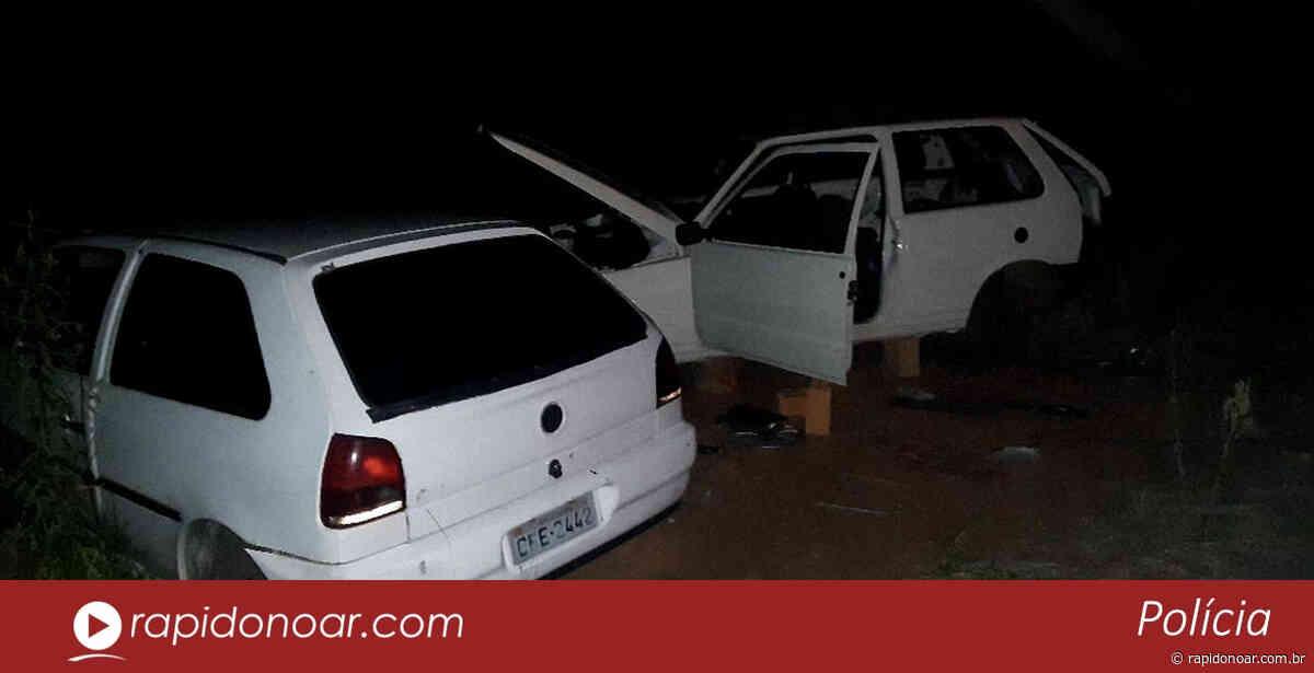 GCM de Limeira encontra carros furtados parcialmente depenados - Rápido no Ar