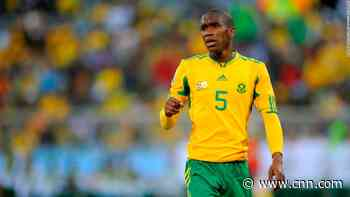 Footballer Anele Ngcongca dies in a car accident aged 33