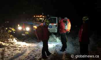 Search crews bail out three underprepared students on North Vancouver's Mt. Fromme