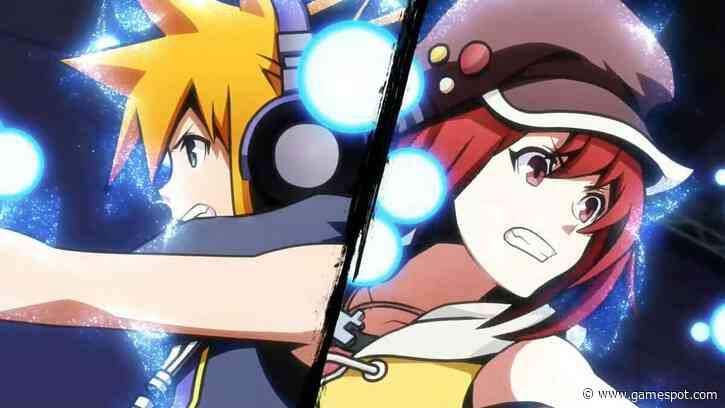 The World Ends With You Anime Gets Action-Packed First Trailer