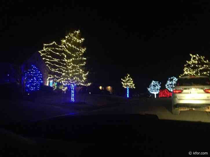 Home for the Holidays Photos: Show off your holiday lights and decorations with KFOR!