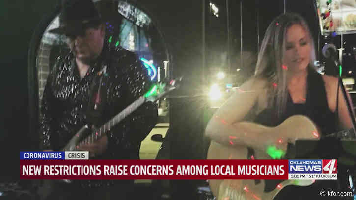 Local musicians struggling amid COVID-19 pandemic