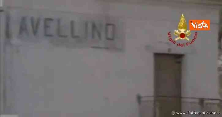 Terremoto dell'Irpinia, il ricordo dei vigili del fuoco a 40 anni dalla tragedia: ecco il video-omaggio