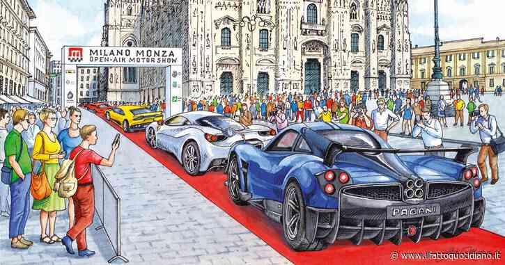 Milano Monza Motor Show, il salone all'aperto si svolgerà dal 10 al 13 giugno 2021