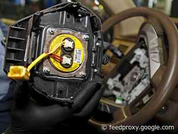 GM must recall 5.9 million vehicles for Takata airbag issue