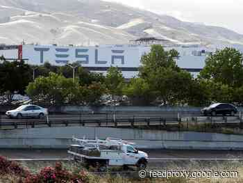 California's new coronavirus curfew does not apply to Tesla