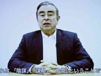 Ghosn's repeated arrests were 'extrajudicial abuse,' says UN