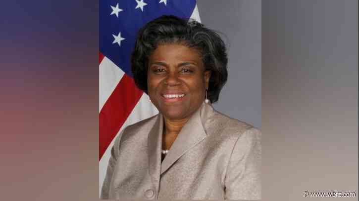 Report: Baker native to join Biden Administration as U.N. Ambassador