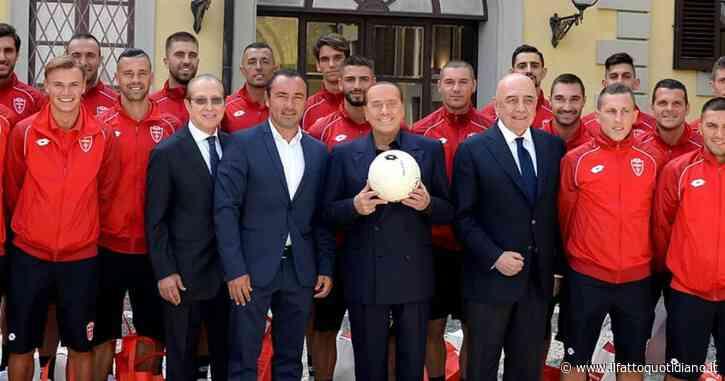 Covid, l'antimafia indaga sui tamponi al Monza Calcio di Berlusconi. Si sospetta la mano della criminalità organizzata