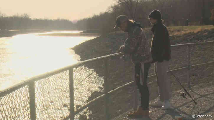 Hooked: Two college freshmen ditch school, go on nationwide fishing trip