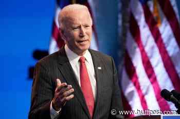 Biden Backs Democrats' Pursuit Of Bigger COVID-19 Relief Deal