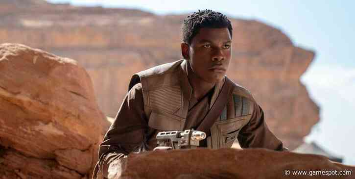 "John Boyega Reveals He Had A ""Transparent, Honest"" Conversation With Star Wars Producer"