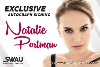 Natalie to sign autographs for Star Wars fans