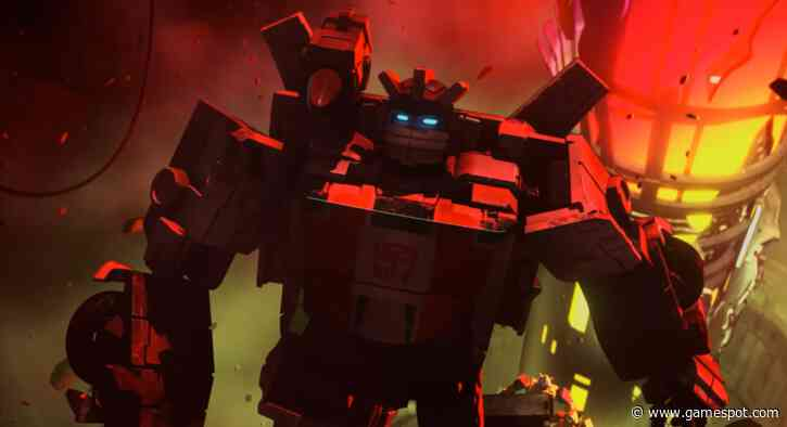 Netflix's Transformers: War For Cybertron Earthrise Release Date Confirmed