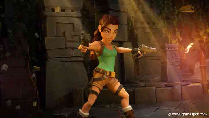New Tomb Raider Game Coming To Mobile Next Year