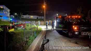Reportan doble asesinato en Caimito - Telemundo Puerto Rico