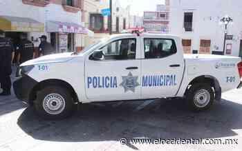 Seguirá intervenida la policía de Teocaltiche: Ricardo Sánchez Beruben - El Occidental