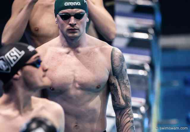 WATCH: Adam Peaty's 100 Breast World Record, Skins Victory At 2020 ISL Final