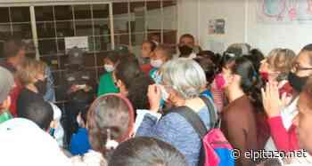 Lara | Habitantes de Sanare toman alcaldía en reclamo por cortes eléctricos diarios - El Pitazo