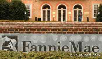 U.S. housing finance regulator adopts new capital rule for Fannie Mae, Freddie Mac - Reuters