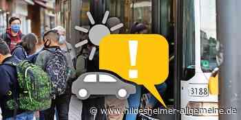 Das ist heute in Hildesheim wichtig: Wunschbäume und Schülertickets - www.hildesheimer-allgemeine.de