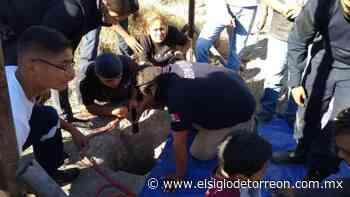 Muere niño en Parras de la Fuente tras caer en un pozo - El Siglo de Torreón