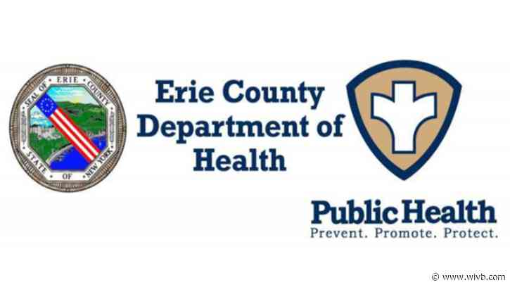 Erie County to contact all COVID tested through the department of health within 24 hours of learning results