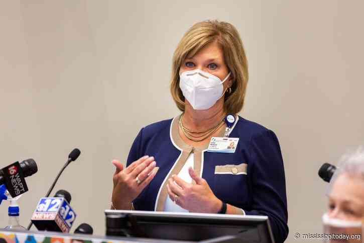 Chief of Mississippi's largest hospital urges Gov. Reeves to re-issue statewide mask mandate