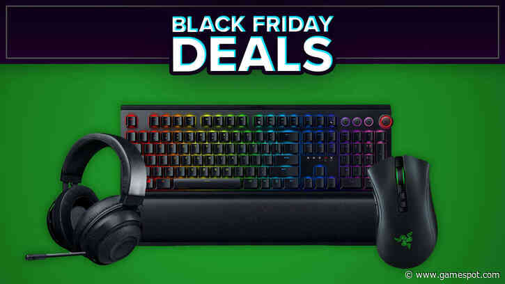 Black Friday 2020: Razer Keyboard, Gaming Mouse, And Headset Deals