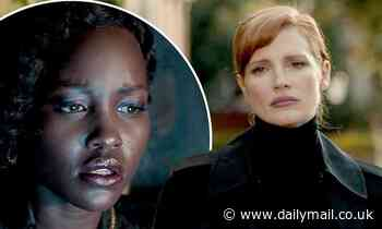 Jessica Chastain and Lupita Nyong'o-starring thriller The 355 has been pushed to a 2022 release date