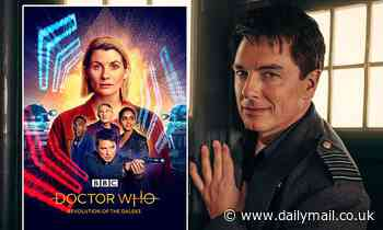 John Barrowman to RETURN to Doctor Who for Revolution Of The Daleks