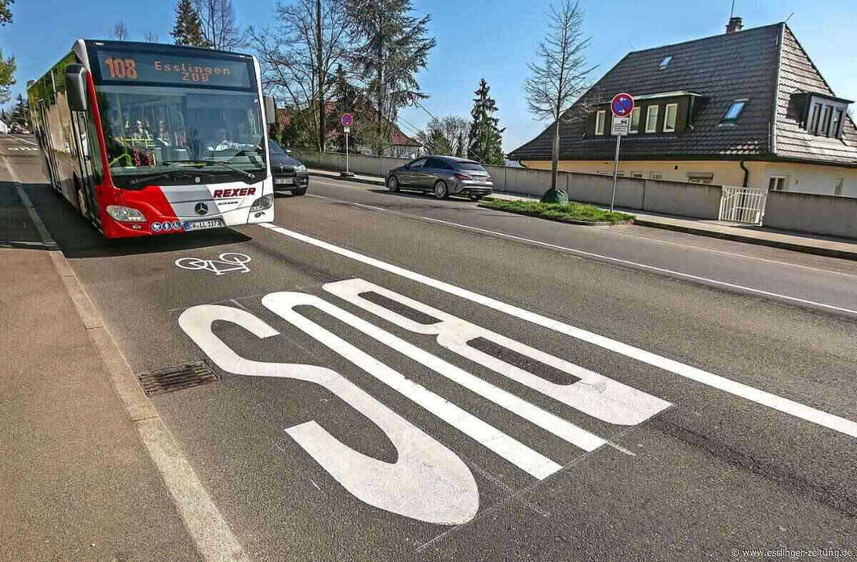 Busfahren in Esslingen: Sind die Busse unpünktlich und zu voll? - Esslingen - esslinger-zeitung.de