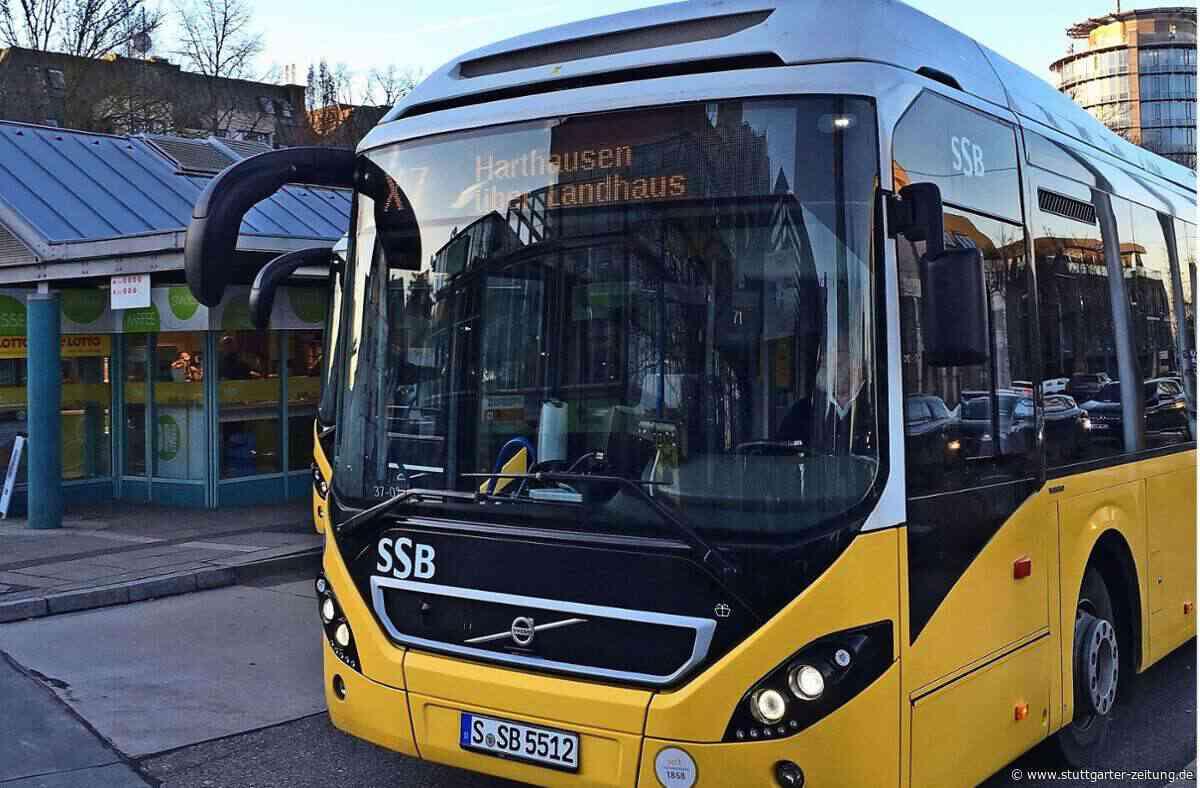 Neuer Expressbus - Deshalb wächst die Flotte an Schnellbussen - Stuttgarter Zeitung