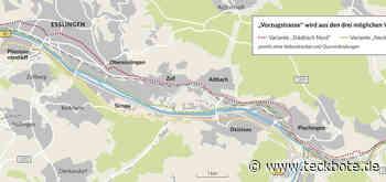 Radschnellweg nach Esslingen soll Menschen vom Auto aufs Rad bringen - Zwischen Neckar und Alb - Teckbote Online