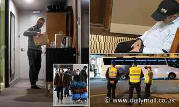 NSW hotel quarantine system has seen 169 security guards SACKED