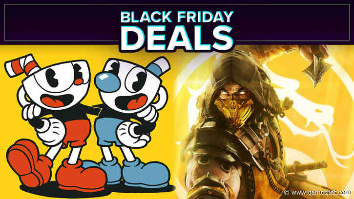 Best Nintendo Switch eShop Game Deals For Black Friday 2020