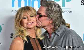 Goldie Hawn and Kurt Russell reveal new relationship milestone in rare joint interview