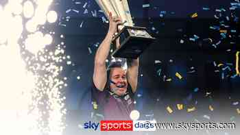 PDC confirms Ally Pally World Champs; hopes for fans return
